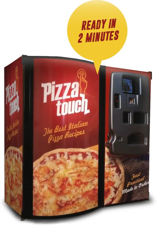 Would you purchase HOT food from a vending machine?
