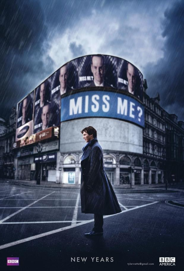 Do you like last season of Sherlock?