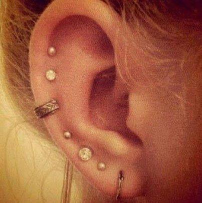 What are your thoughts on tattoos and piercings in general?