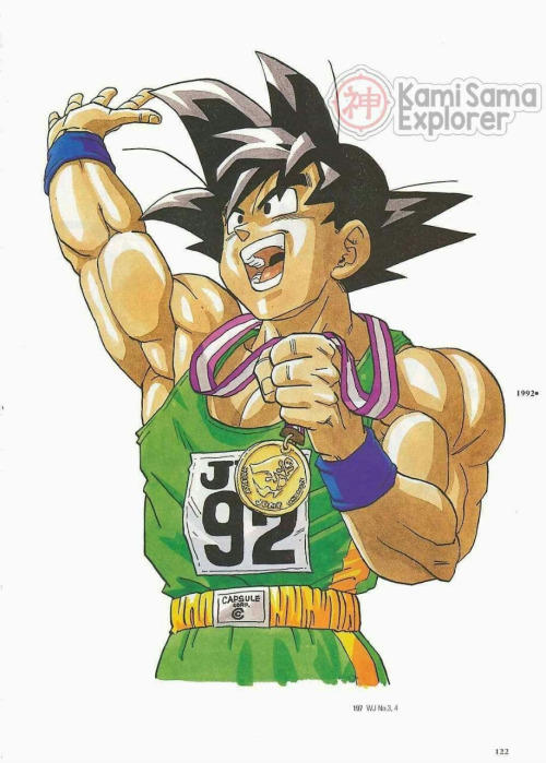 How do you feel about GOKU being in the 2020 Olympics?