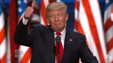 It's official. Donald Trump is the president of the United States! Thoughts?