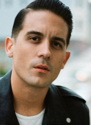 Does G eazy look better with or without the beard?