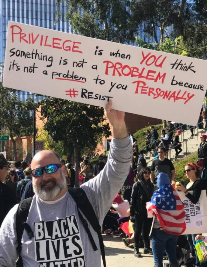 Do you agree or disagree with the following statement about privilege?