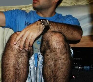 Should guys shave their legs and arms?
