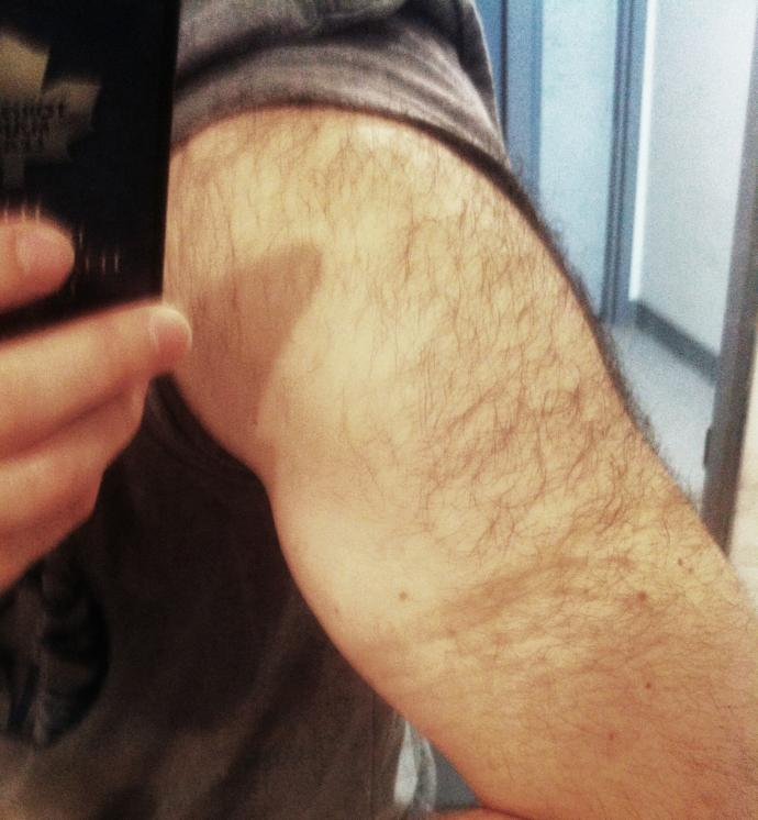 Should guys shave their legs and arms ?