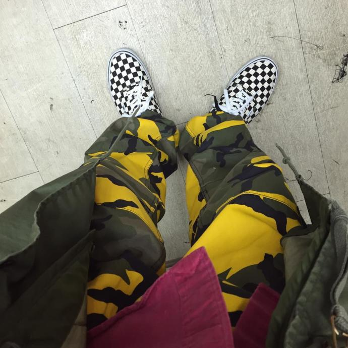 Girls, what do you think of these pants?