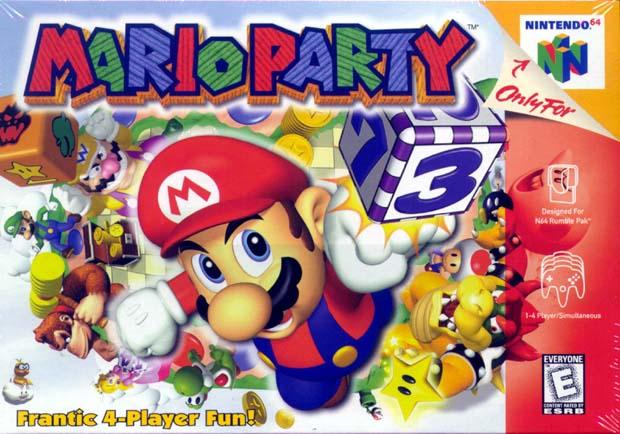 What if you were participating in a real life Mario Party game?