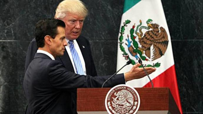 Trump proposes 20% tax on Mexican imports to pay for US border wall.  Now the two governments are at a stand off.  Thoughts?