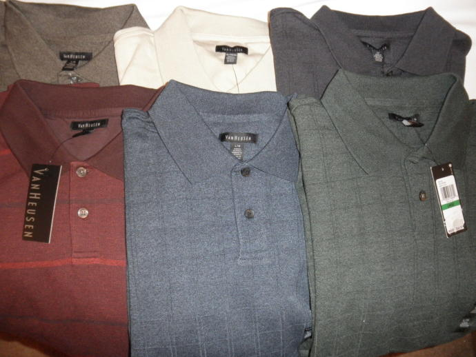Do these polo shirts look attractive/good?