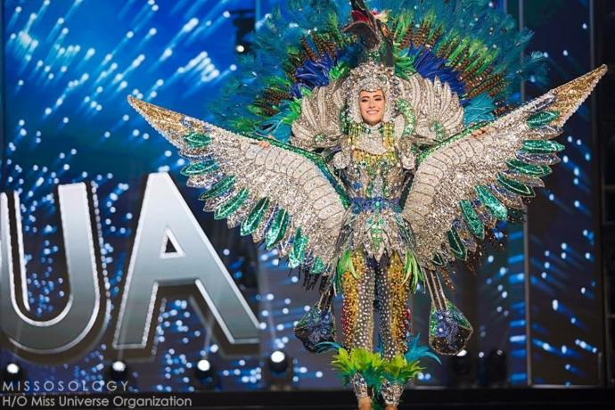 Which Miss Universe Costume do you like?