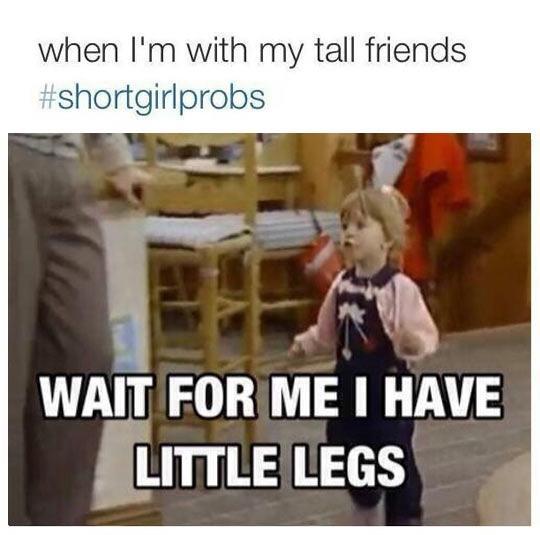 Why do guys like short girls?