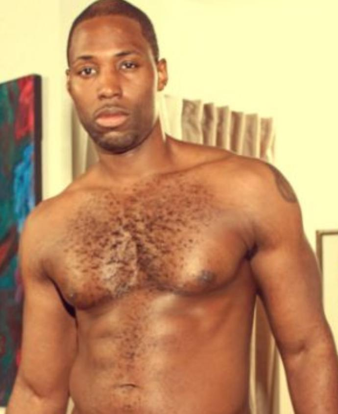 Why do Black people have weird pubes and chest hair?