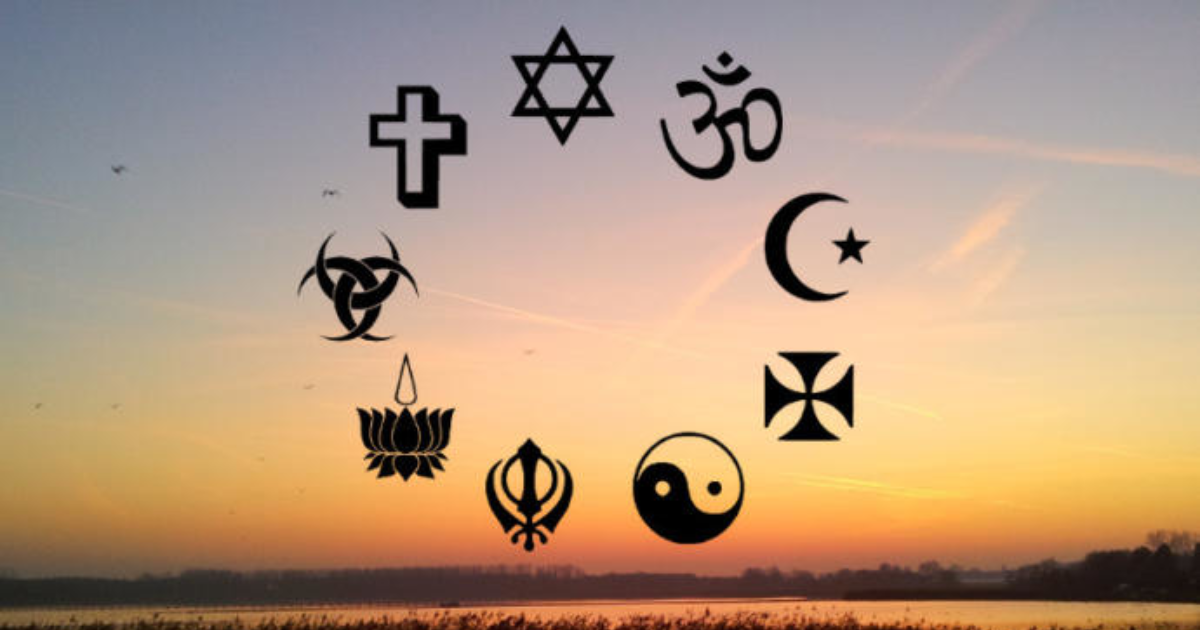 thoughts about different religions around the world Though most religions make it a point to claim their teachings have been consistent since the dawn of time (whenever that was), spiritual traditions have appeared and disappeared throughout the ages with the same regularity as empires and if such ancient faiths as manichaeism, mithraism, and.
