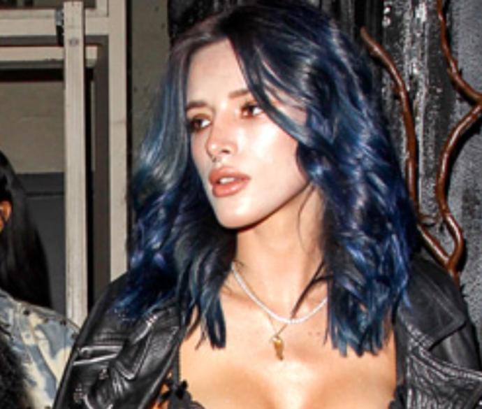 How do you feel about girls with unnatural haircolors (see pics)?
