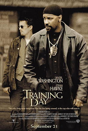 Anyone watching the premiere of the Training Day tv show tonight?