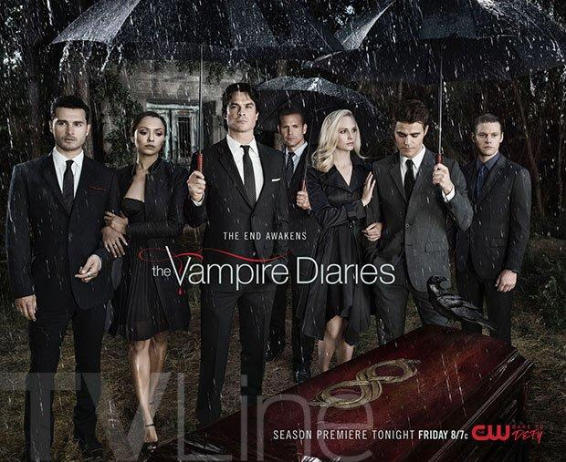 Do you watch the Vampire Diaries?