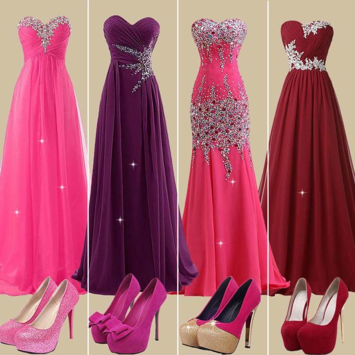 Girls, Which dress you like more?