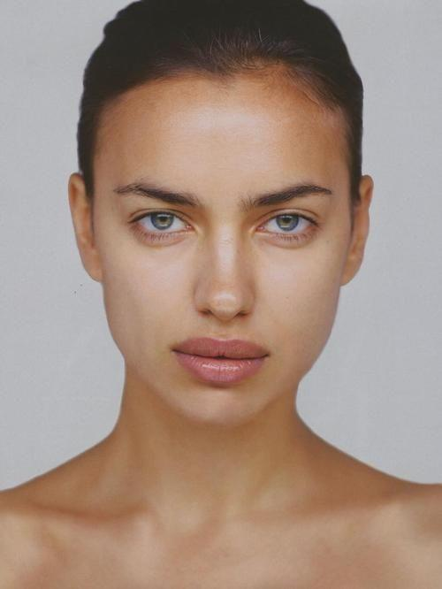Do you think Irina Shayk is ugly and overrated?