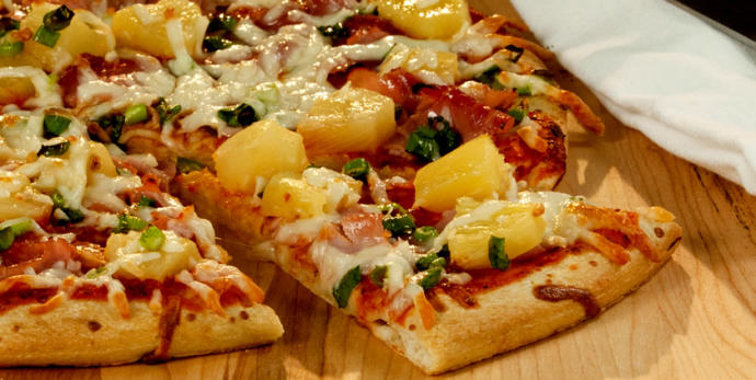 Is Pineapple a legitimate Pizza topping?