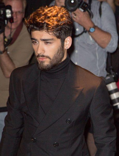 Do you think Zayn looks better with a beard or without it?