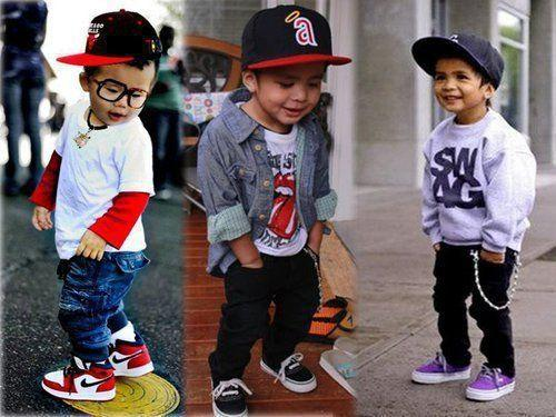 Would you dress your child up like this?