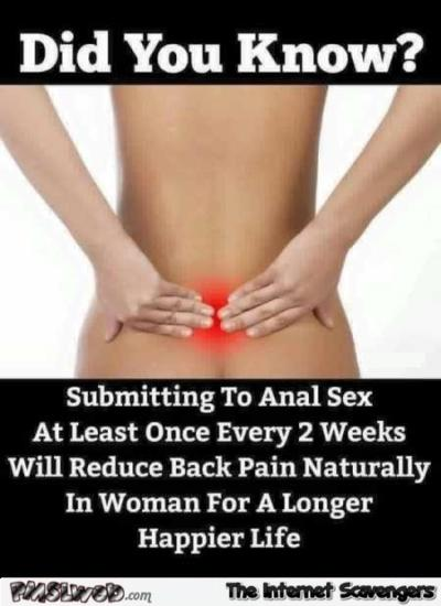 How do i get my wife to do anal