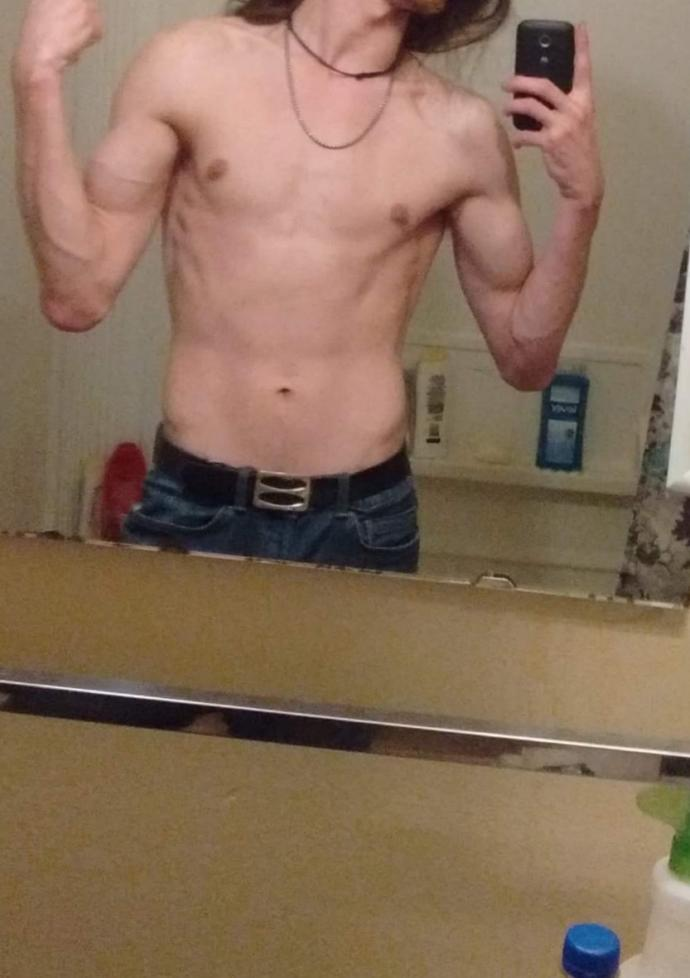 Is this skinny or musculy?
