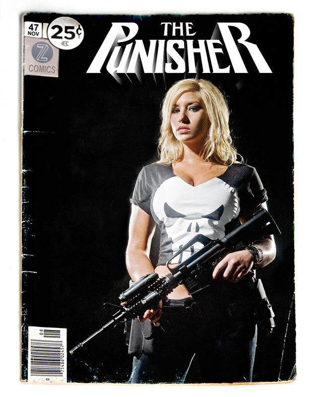 Would you date the PUNISHER?