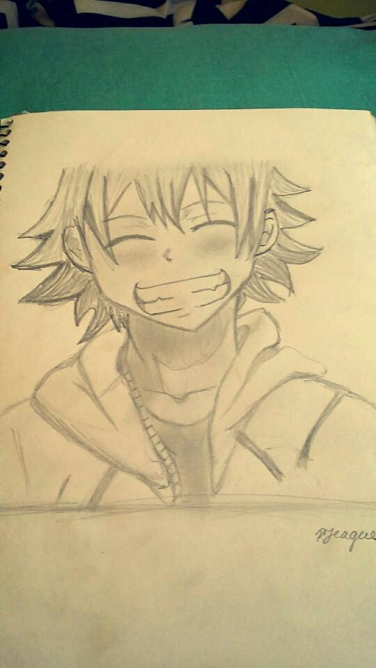 Anime fans rate my sketches??