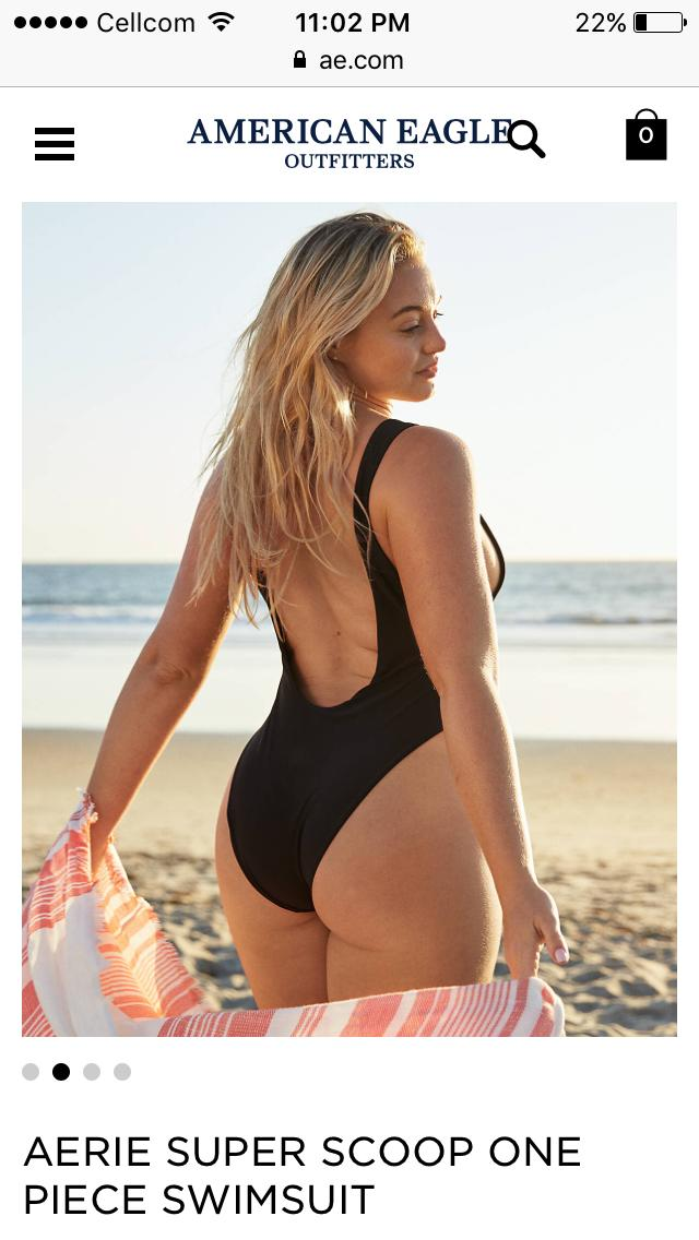 Which swimsuit?