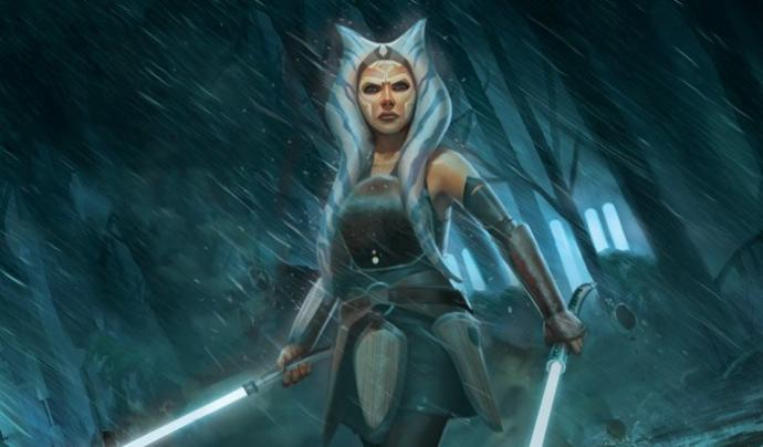How do you feel about Rosario Dawson playing Ahsoka in Star Wars Episode 9?