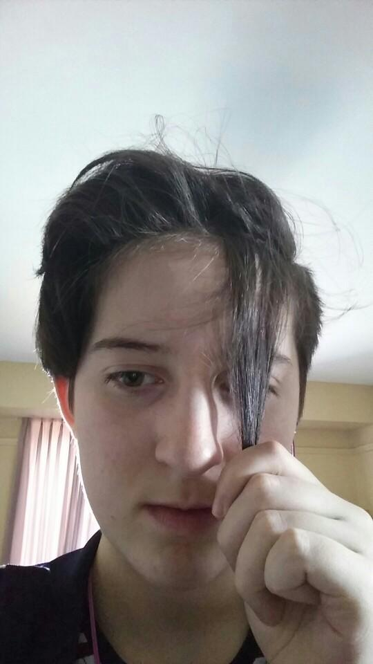 What can I do with my hair until it grows out??
