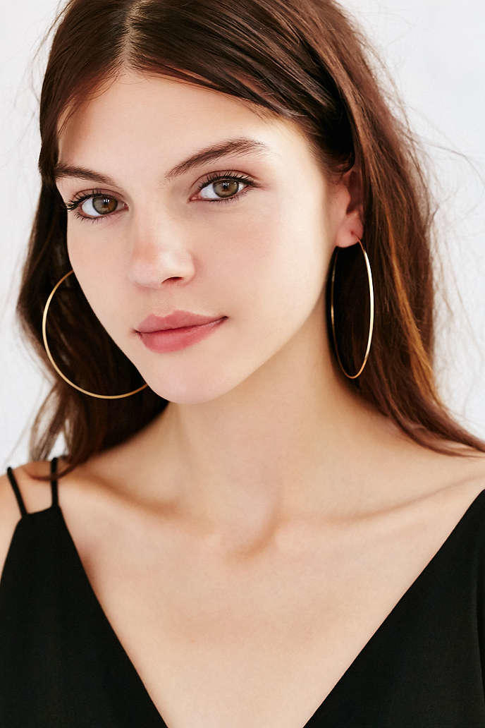 What are your opinions on hoop earrings?