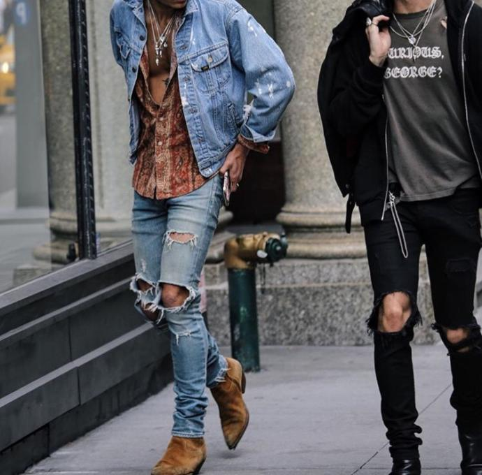 my favorite style on a guy( pics)?
