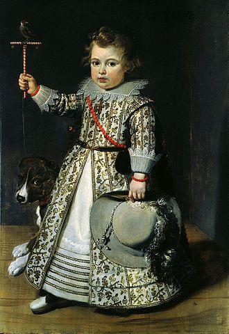 How do you think of young boys wearing dresses in some earlier centuries?