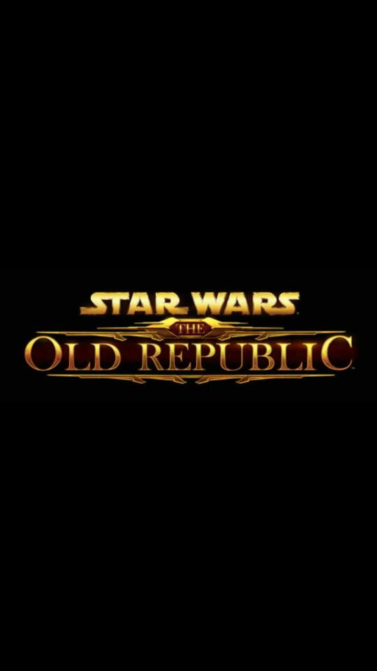 anyone play star wars online the old republic??