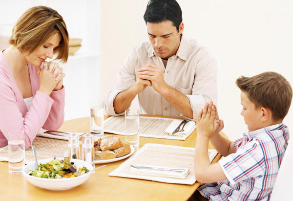 To religious people, do you pray before each meal?