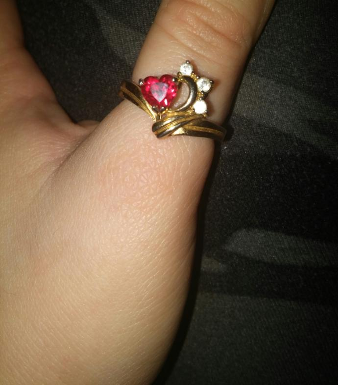 What do you think of this ring?