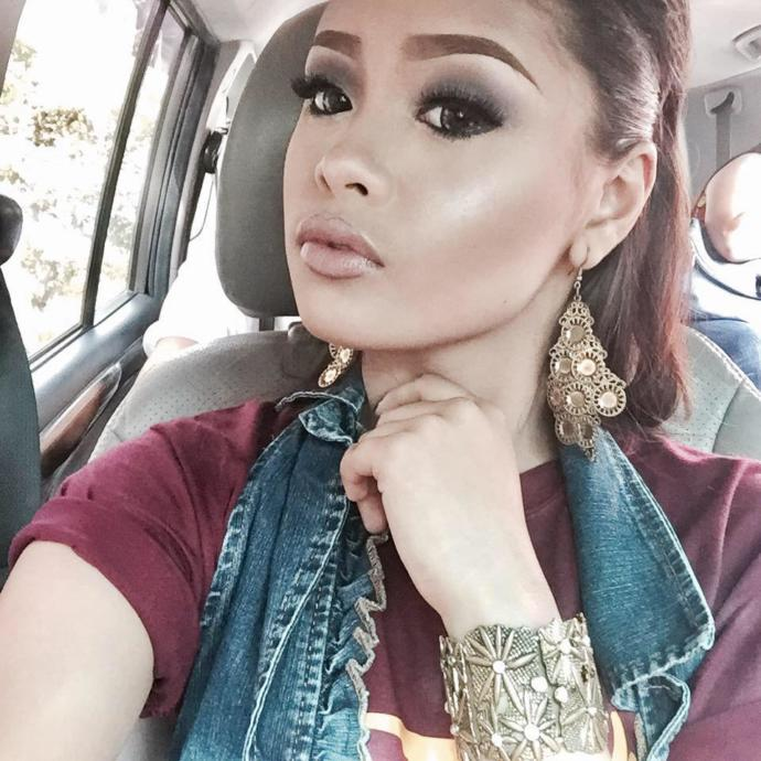 What do you think of this makeup look on a 16-year-old?
