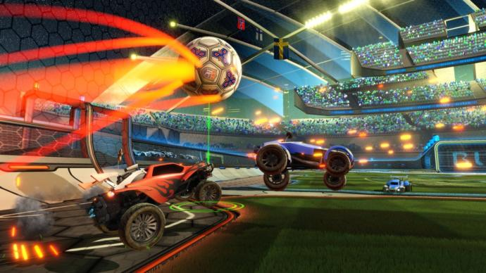 Have you played Rocket League?