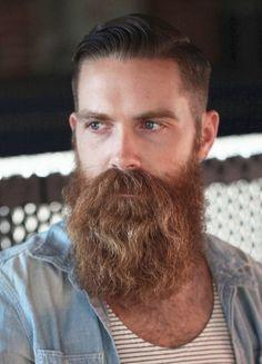 Are beards and happy trails the masculine versions of makeup and navel piercings?