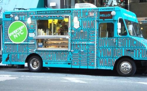 Have you ever eaten food from a gourmet food truck?