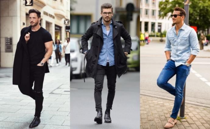 Don't you think it's pathetic for people to shame guys who wear skinny jeans?