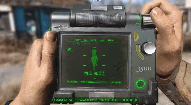 Fallout 4 players, have you seen the pip-pad mod?