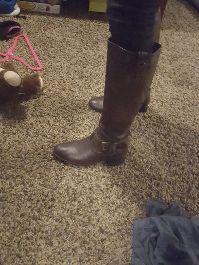 Girls, What do you think of these boots?