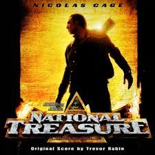 Who else loves the National Treasure movies?