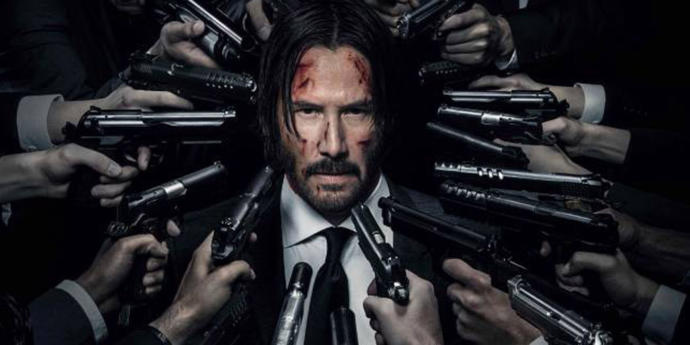 Did anyone go see the new John Wick movie?