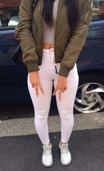 Are white pants hot or not?