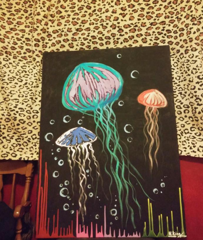 How much could I sell this painting for?
