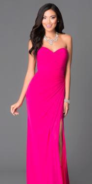Is it weird to wear a regular dress to prom?